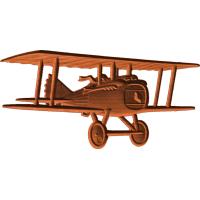 Bi - Plane 001 - CSF