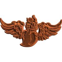 Winged Heart - CSF