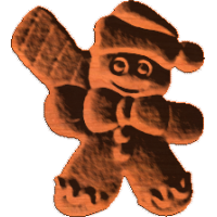 Ginger Bread Man - CSF