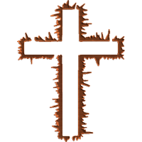 Spiked Cross - CSF