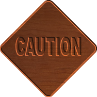 Caution Sign 001 - CSF