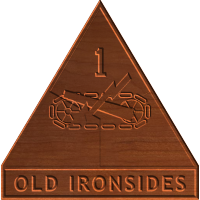 Military-1st Armored Division - CSF