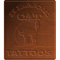 Black Cat Tattoos - CSF