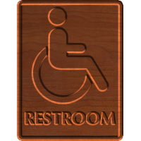Handicapped Restroom - CSF