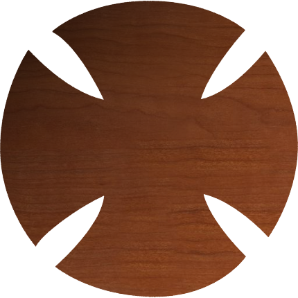 Maltese Cross blank - CSF