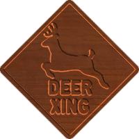 Deer Xing 001 - CSF