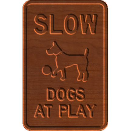 Slow Dogs at Play - CSF
