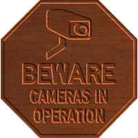 Beware Cameras 001 - CSF