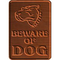 Beware of Dog 001 - CSF