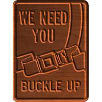Buckle Up 002 - CSF