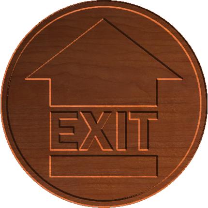 Circle Exit - CSF