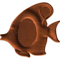 Frame - Angel Fish