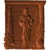 Jesus At The Dood - AB - 001