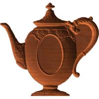 Frame - Coffee Or Tea Pot - Fancy