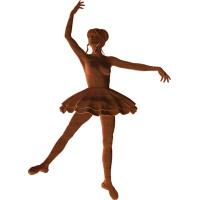 Ballet Dancer group 2