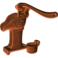 Water Pump And Cup - AB - 001