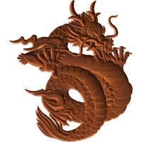 CHINESE - DRAGON