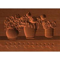Flower Vases On Shelf - AB - 001
