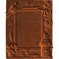 Frame - Back Yard Window - AB - 001