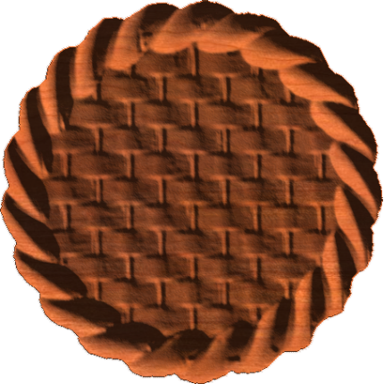 Coaster - Rope And Wicker - AB - 001