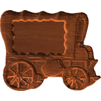 Frame - Covered Wagon - AB - 001