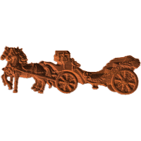 Horse And Carriage - AB - 002