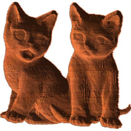 Kitten Pair - AB - 001