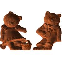 Teddy Bear Pair - AB - 003