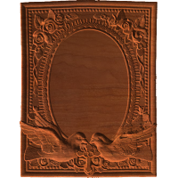 Plaque - Anniversary Or Wedding - With Doves - AB - 001