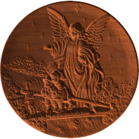 Guardian Angel Disc - AB - 001