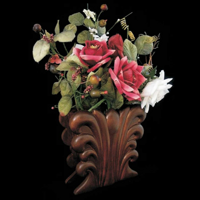 Decorative Carved Vase
