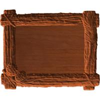 Plaque - Of Pine - AB - 001