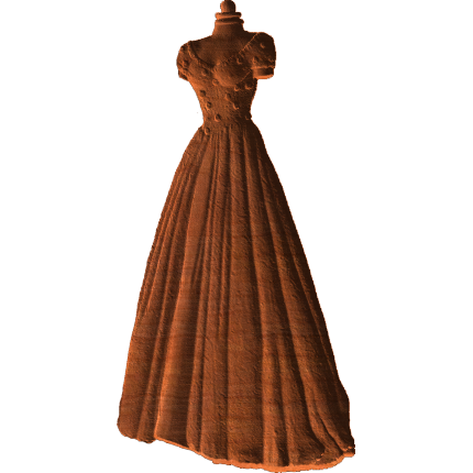 Gown Display - AB - 001