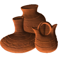 Early Pottery - AB - 001