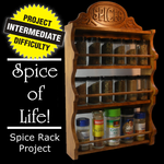 Spice of Life Spice Rack