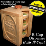 K-Cup Holder Dispenser