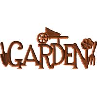 Garden Sign - MP
