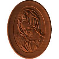 Mary Pieta Portrait