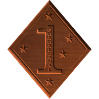 1st Marine Division Guadal Canal