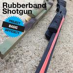 Rubberband Shotgun Project