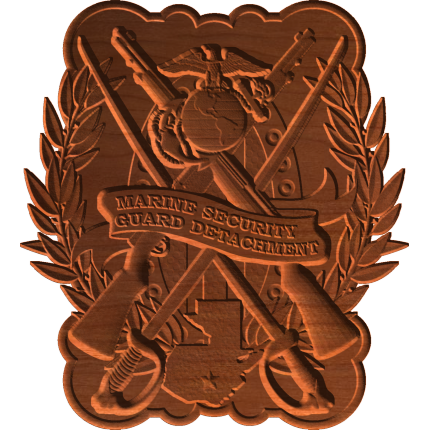 Guatemala Marine Security Guard
