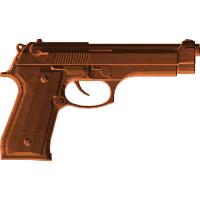 Beretta M-9 Handgun