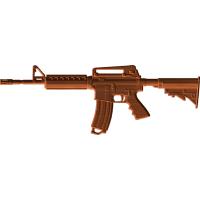 Rifle M4 A1