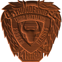 Thundering Third Battalion