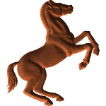 Horse Number 1