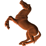 Horse Number 3