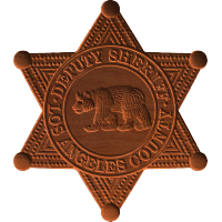 Deputy Sheriff Los Angeles County