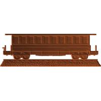 Passenger Rail Car