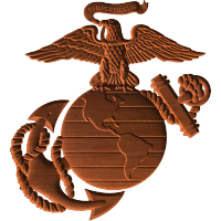 Marines Eagle Globe Anchor