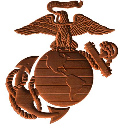 Marines Eagle Globe Anchor